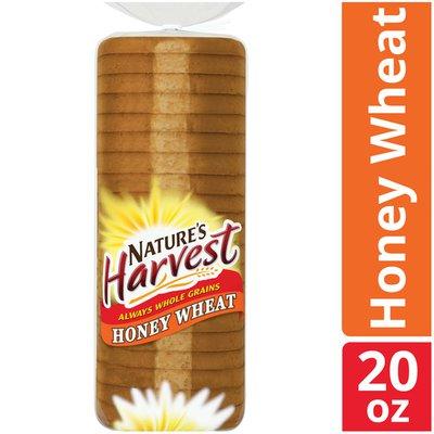 Nature's Harvest Honey Wheat Bread