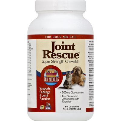Ark Naturals Joint Rescue, Super Strength Chewables