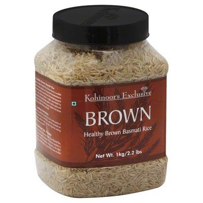 Kohinoor Basmati Rice, Brown