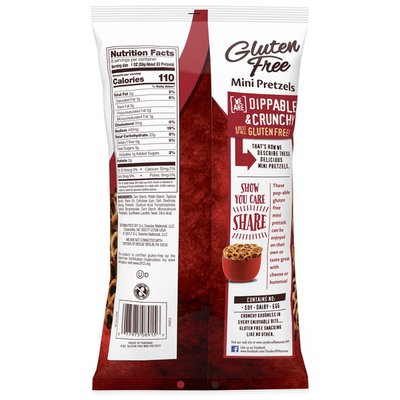 Snyder's of Hanover® Gluten Free Mini Pretzels