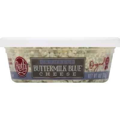 Roth Buttermilk Blue® Cheese Crumbles
