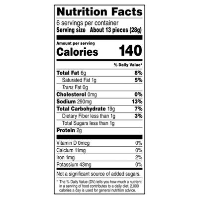 FUNYUNS Flamin' Hot Onion Flavored Rings Snacks