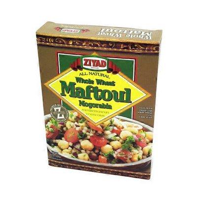 Ziyad Maftoul, Whole Wheat