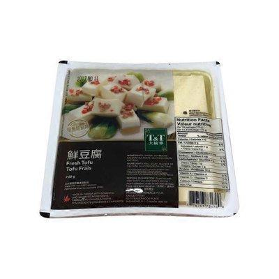 T&T Fresh Tofu