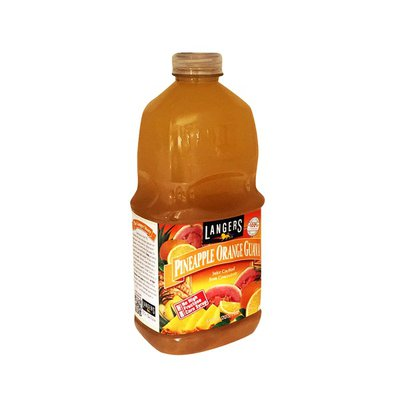 Langers Pineapple Orange Guava