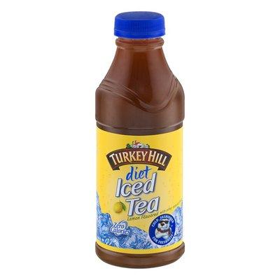 Turkey Hill Diet Lemon Flavored Iced Tea