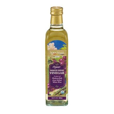 Spectrum Organic White Wine Vinegar