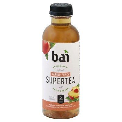 Bai Supertea Antioxidant Supertea Narino Peach Tea
