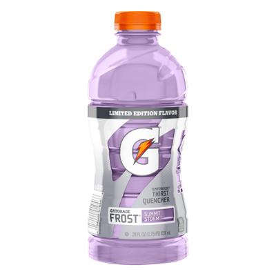 Gatorade Thirst Quencher Frost Summit Storm