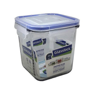 Glasslock Tall Square Food Container