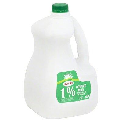 Cass-Clay 1% Lowfat Milk, Jug