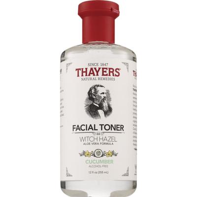 Thayers Facial Toner, Witch Hazel, Cucumber