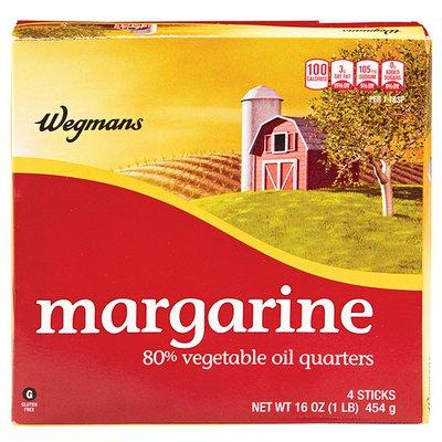 Wegmans Margarine