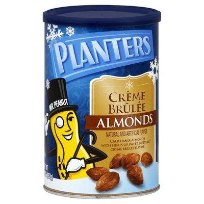 Planters Almonds, Creme Brulee