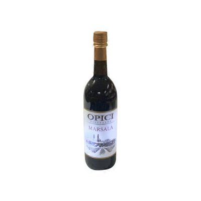 Enrico's Marsala Opici Wine