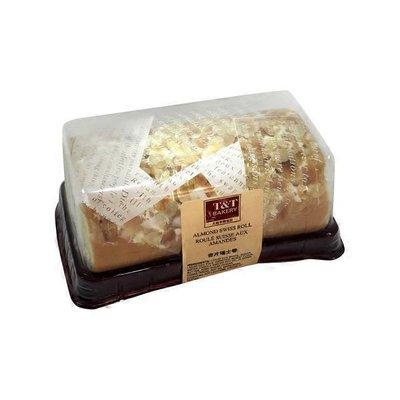 T&T Almond Swiss Roll