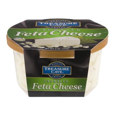 Treasure Cave Crumbled Feta Cheese