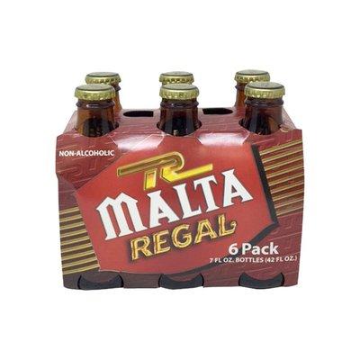 Regal Malta Non-Alcoholic - 6 CT
