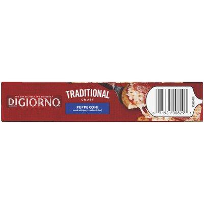 DiGiorno Small Pepperoni Traditional Crust Frozen Pizza
