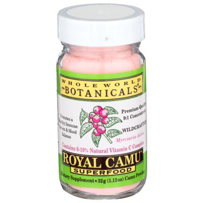 Whole World Botanicals Camu Powder
