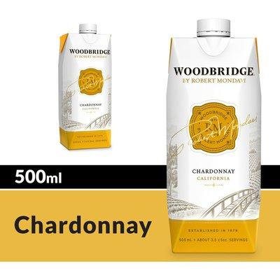 Woodbridge by Robert Mondavi Chardonnay White Wine Box