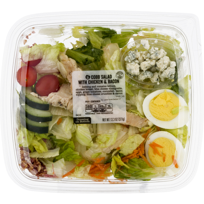 Ahold Cobb Salad with Chicken and Bacon