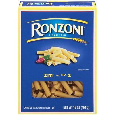 Ronzoni Ziti