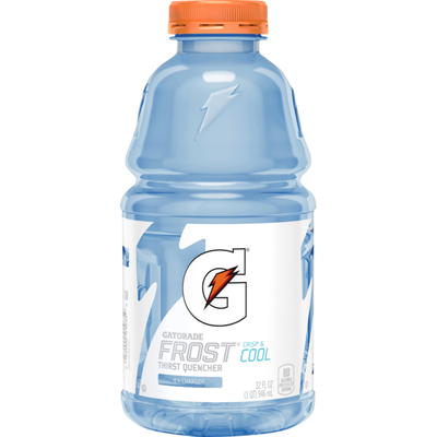 Gatorade Frost Thirst Quencher Icy Charge Sports Drink