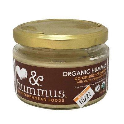 Loveandhummus Organic Hummus