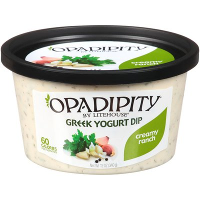 Litehouse Creamy Ranch Greek Yogurt Dip