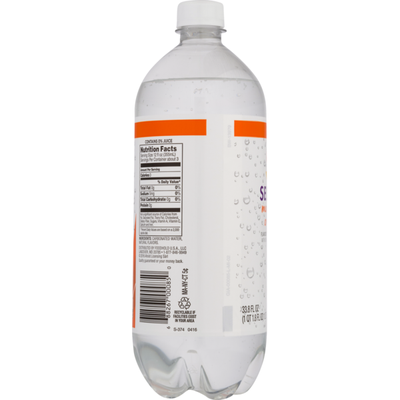 SB Seltzer Water, Mandarin Orange