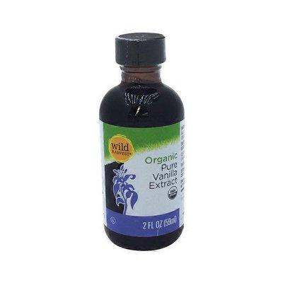 Wild Harvest Organic Pure Vanilla Extract