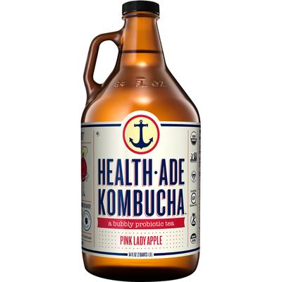 Health-Ade Kombucha, Pink Lady Apple