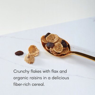 Nature's Path Flax Plus Raisin Bran Cereal