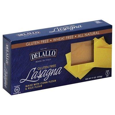 DeLallo Gluten Free Lasagna