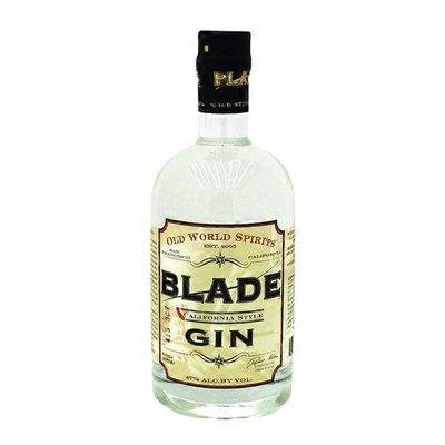 Old World Spirits Blade Gin
