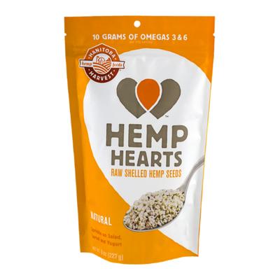 Manitoba Harvest Hemp Seeds, Shelled, Hemp Hearts