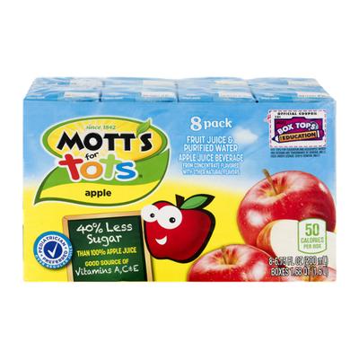 Mott's for Tots Apple Juice Drink