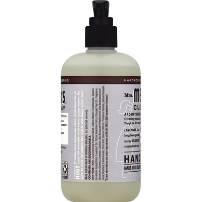 Mrs. Meyer's Clean Day Hand Soap, Lavender Scent