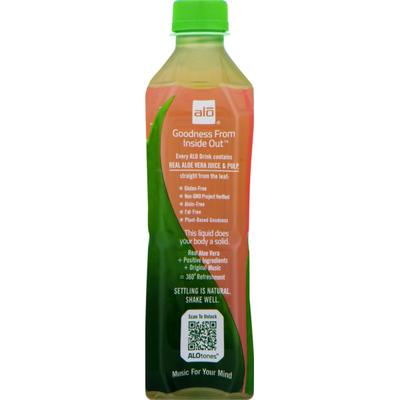 ALO Aloe Vera Juice Drink Comfort Watermelon + Peach