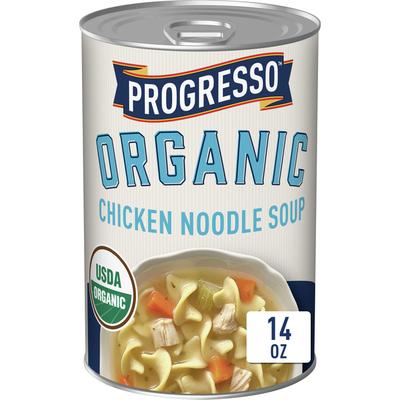 Progresso Organic, Chicken Noodle Soup