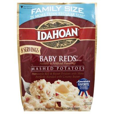 Idahoan Baby Reds Mashed  Potatoes Family Size