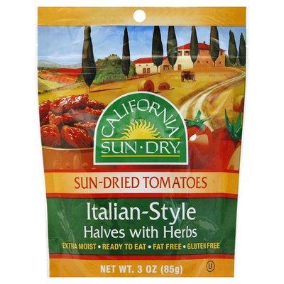 California Sun Dry Italian-Style Sun-Dried Tomatoes