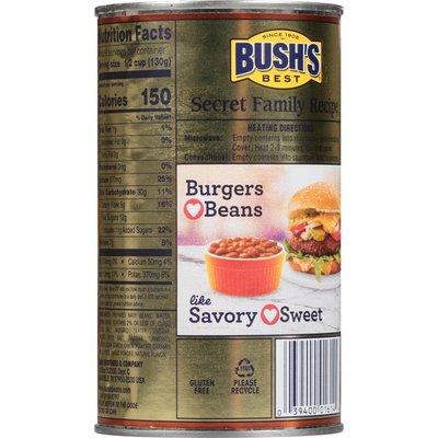 Bush's Best Original Baked Beans