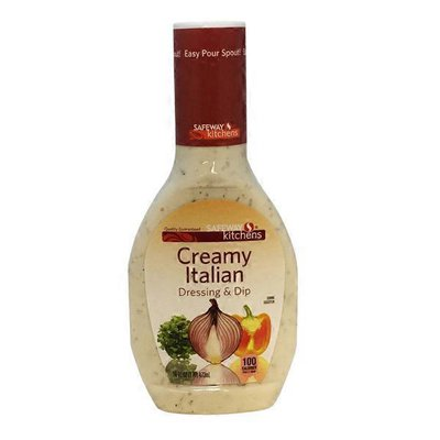 Signature Kitchens Dressing & Marinade, Creamy Italian