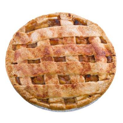 """11"""" Fresh Baked Apple Lattice Pie"""