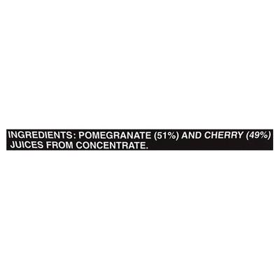POM Wonderful 100% Juice, Pomegranate Cherry