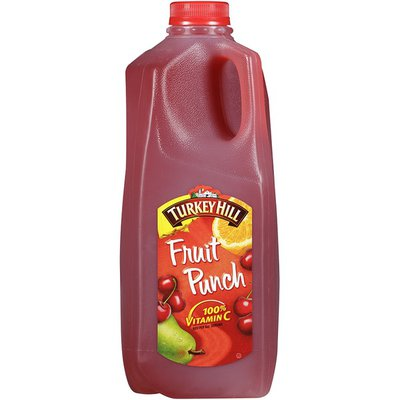 Turkey Hill Juice, Fruit Punch