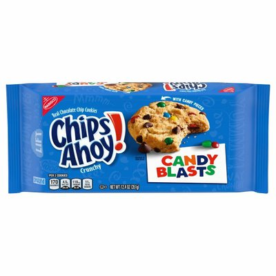 Chips Ahoy! Candy Blasts Cookies