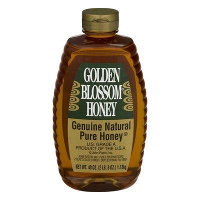 Golden Blossom Honey Honey